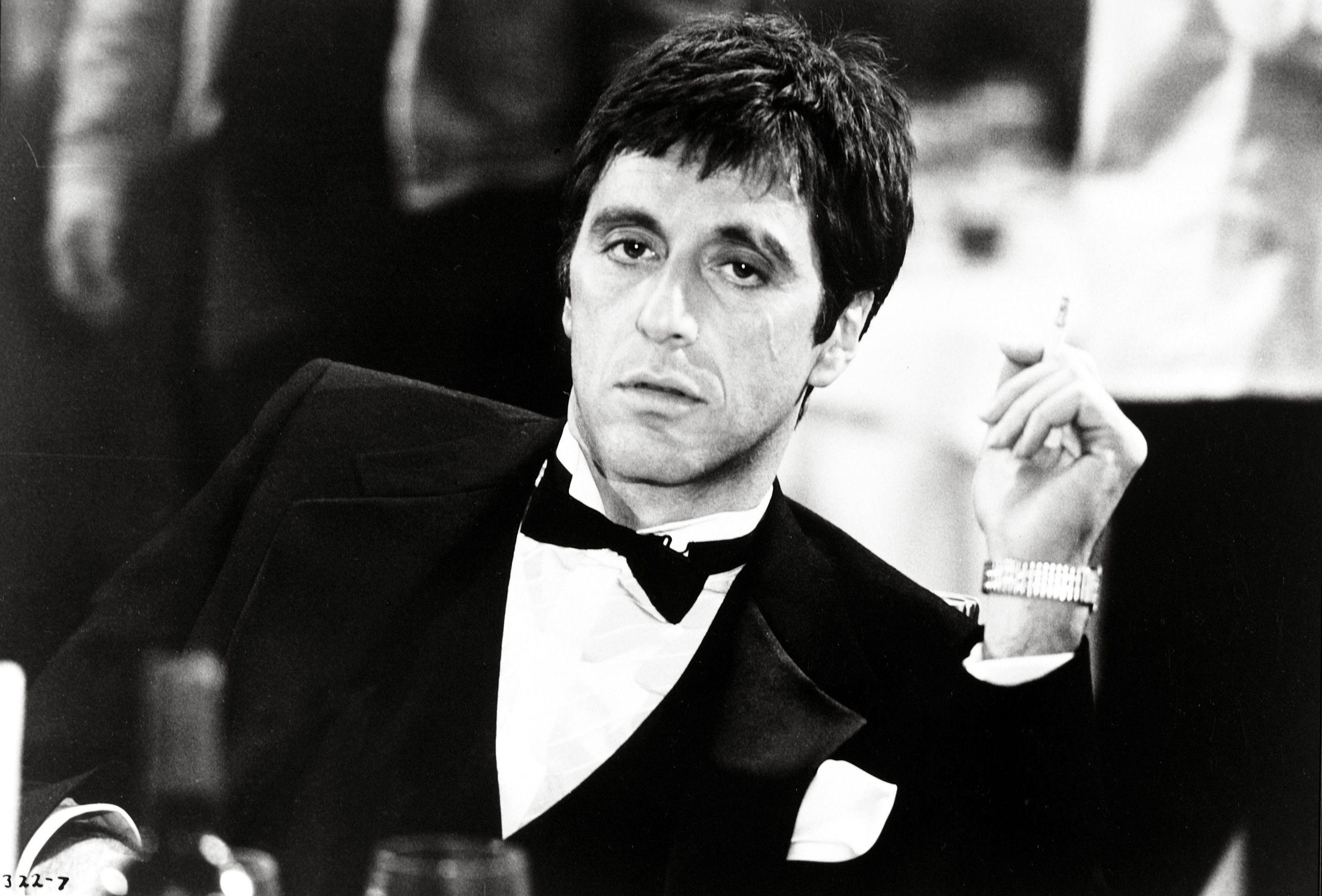 Scarface wallpapers hd wallpaper cave - Scarface images ...