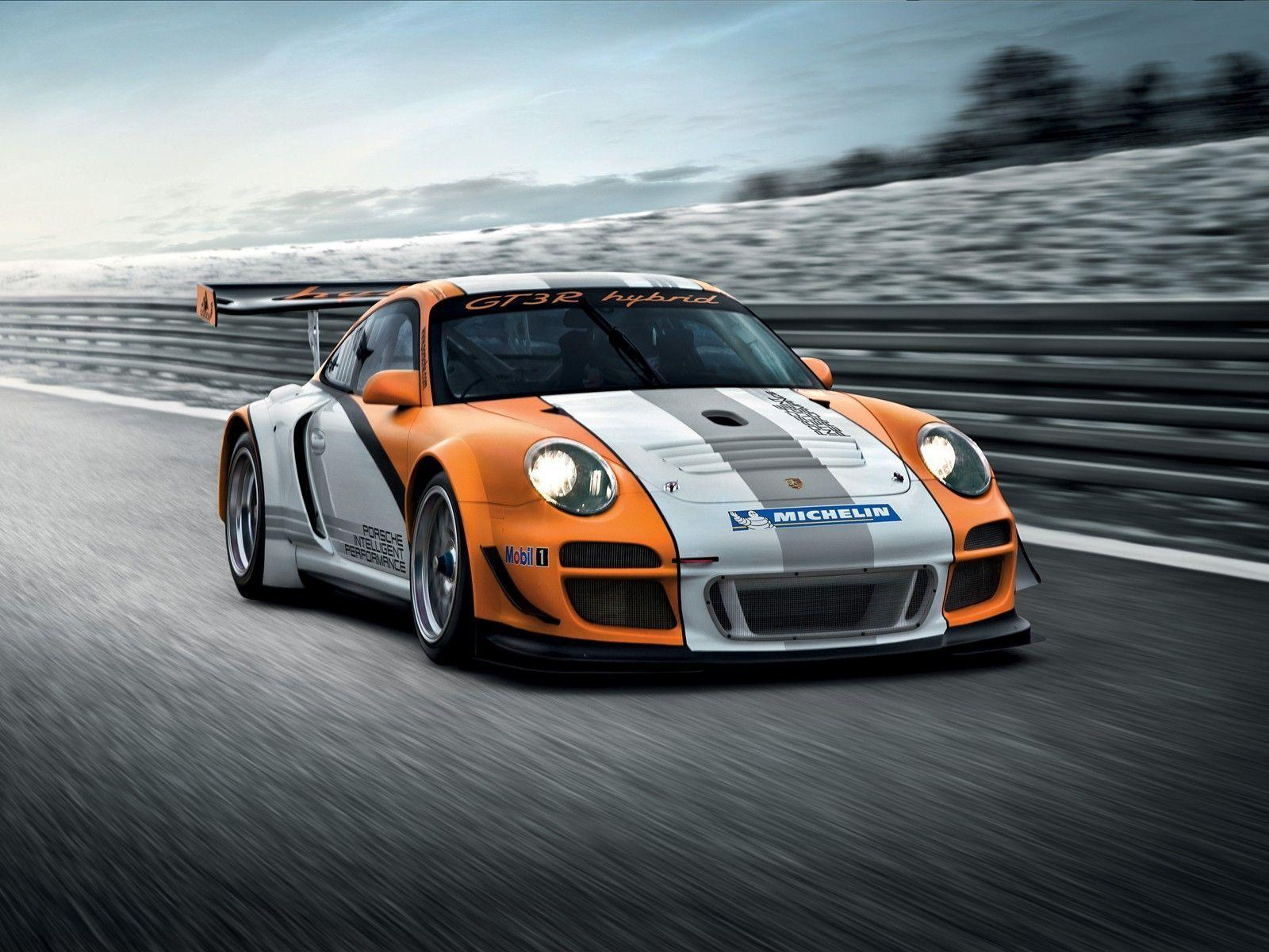 Race Porsche Wallpaper | Wallpaperwonder