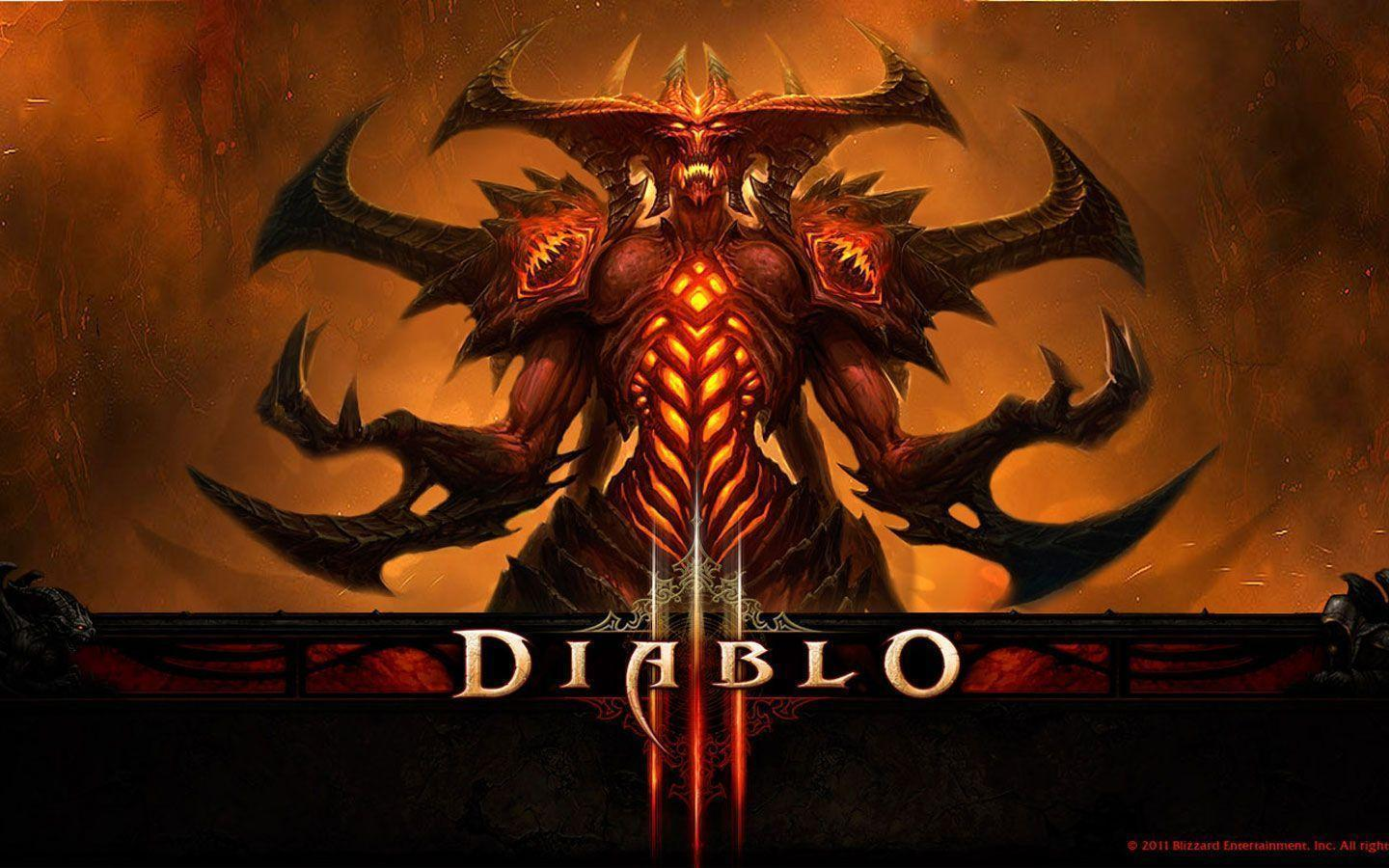 Hd Diablo 3 Wallpapers and Backgrounds
