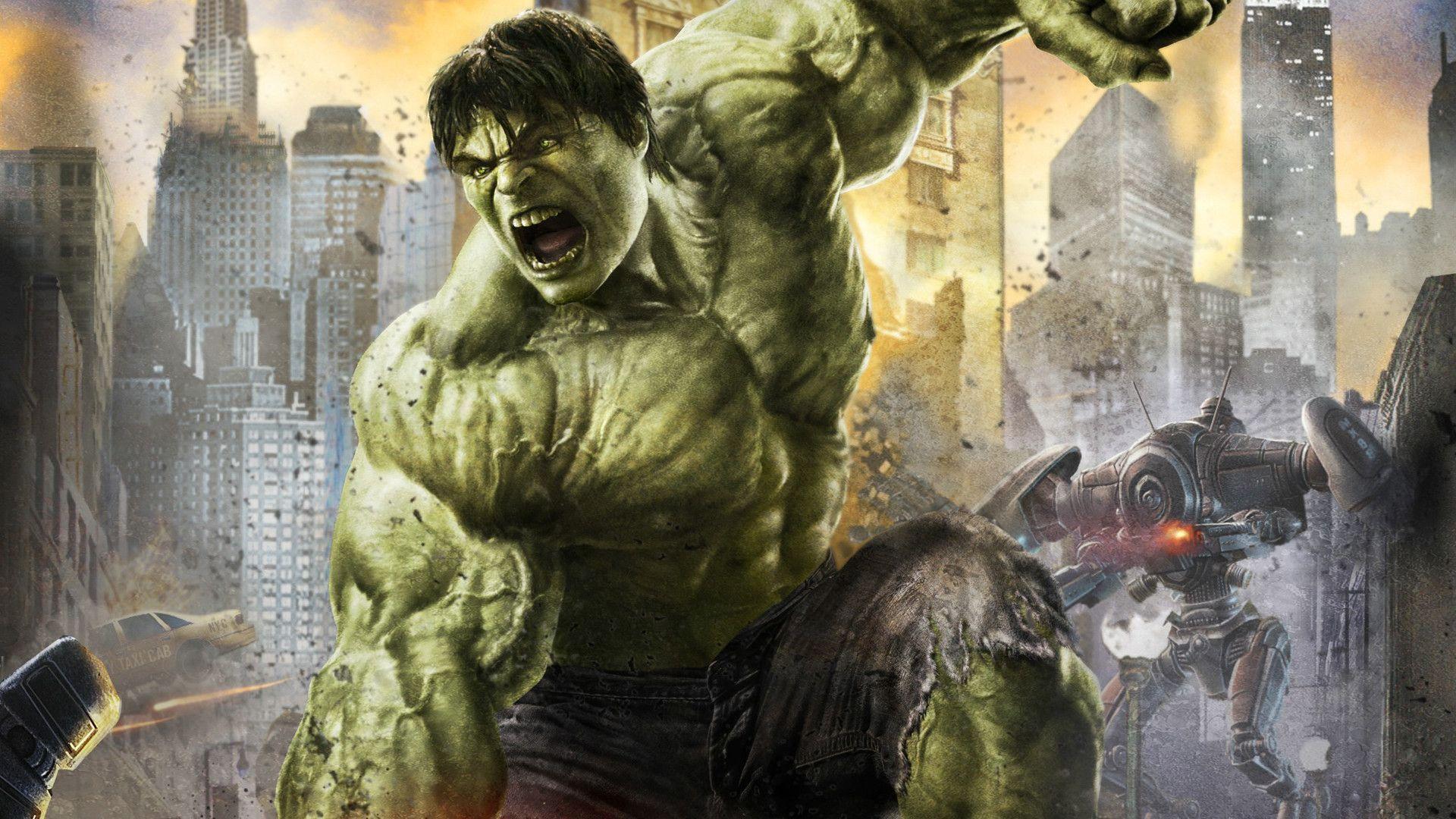 Incredible Hulk Game Wii wallpaper - 755704
