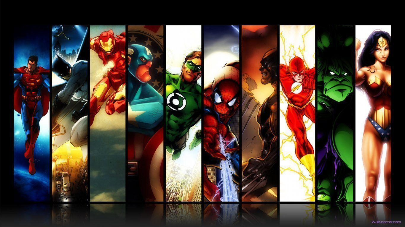 hd wallpapers super herois - photo #7
