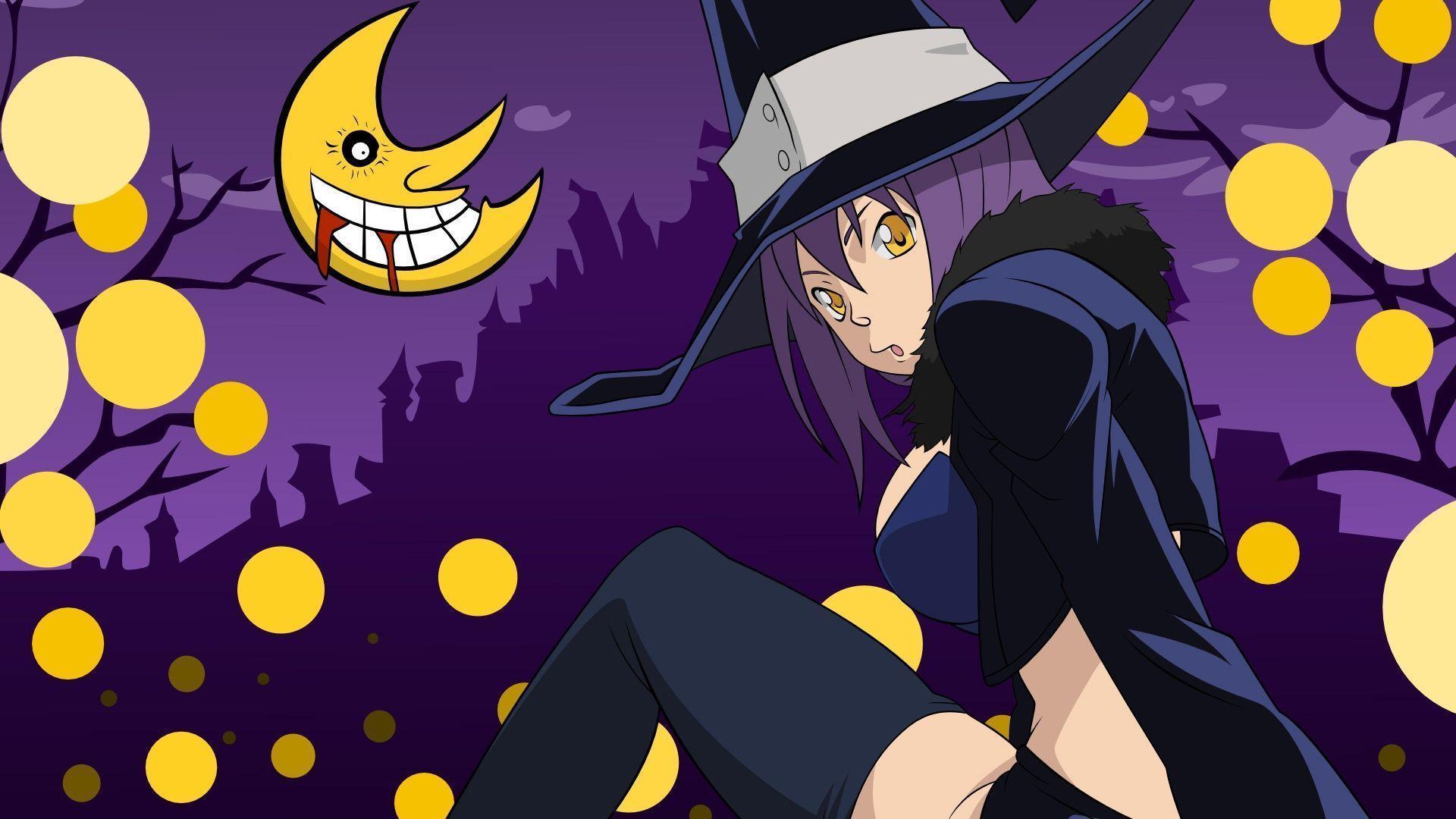 Anime Halloween Wallpapers - Wallpaper Cave
