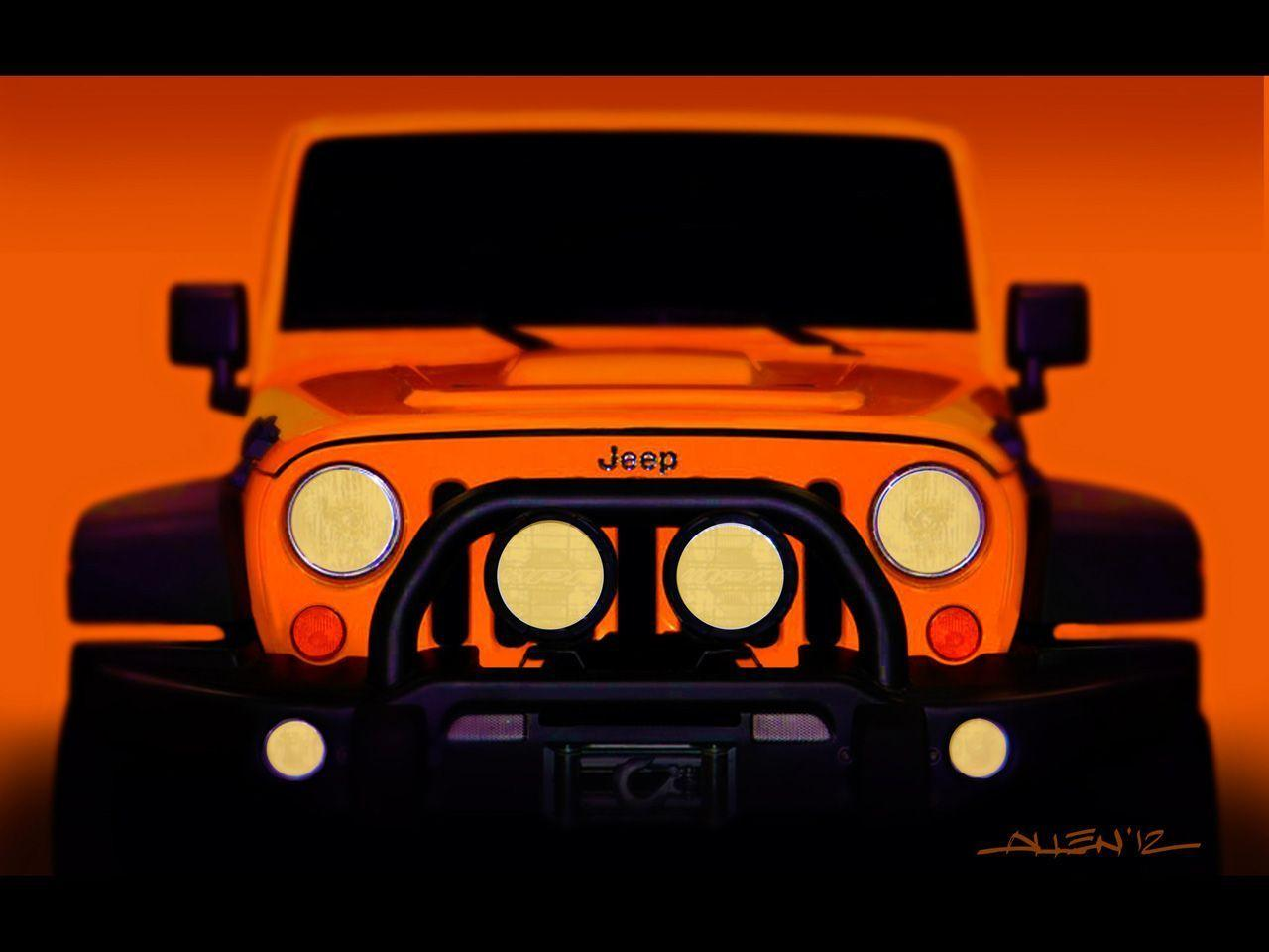 2012 Jeep Moab Easter Safari Concepts - Jeep Wrangler Traildozer ...