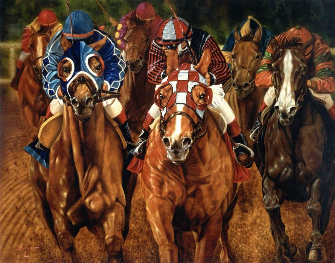 Horse Racing Wallpapers Wallpaper Cave