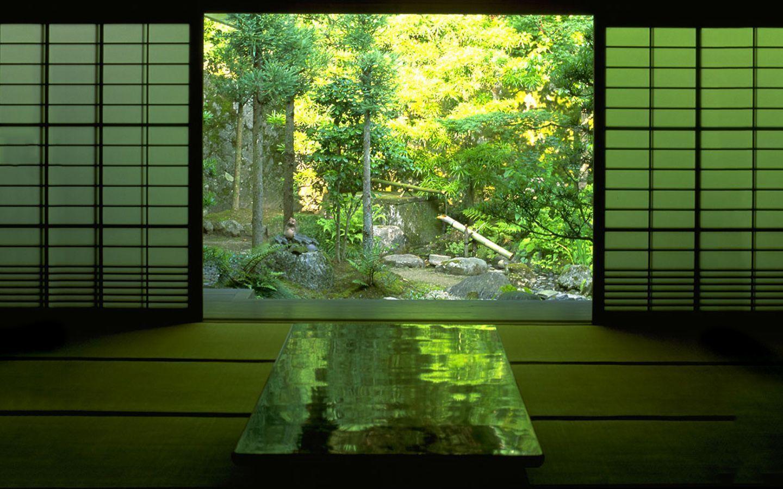 Japanese Garden Tea Room