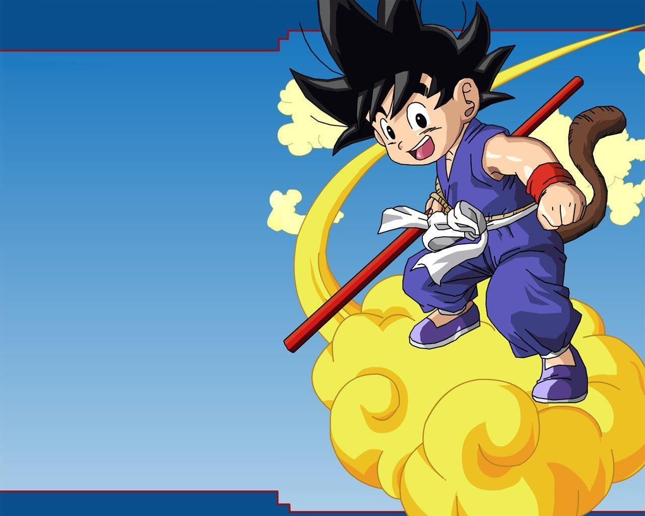 Dragon Ball Goku Wallpapers Wallpaper Cave