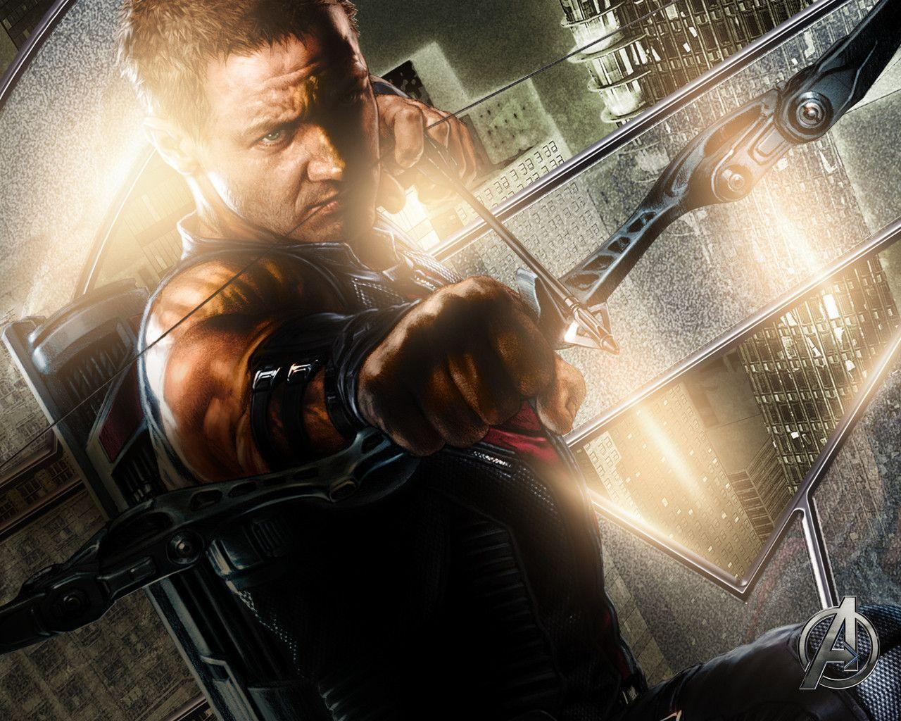 Avengers wallpapers 2 – Hawkeye
