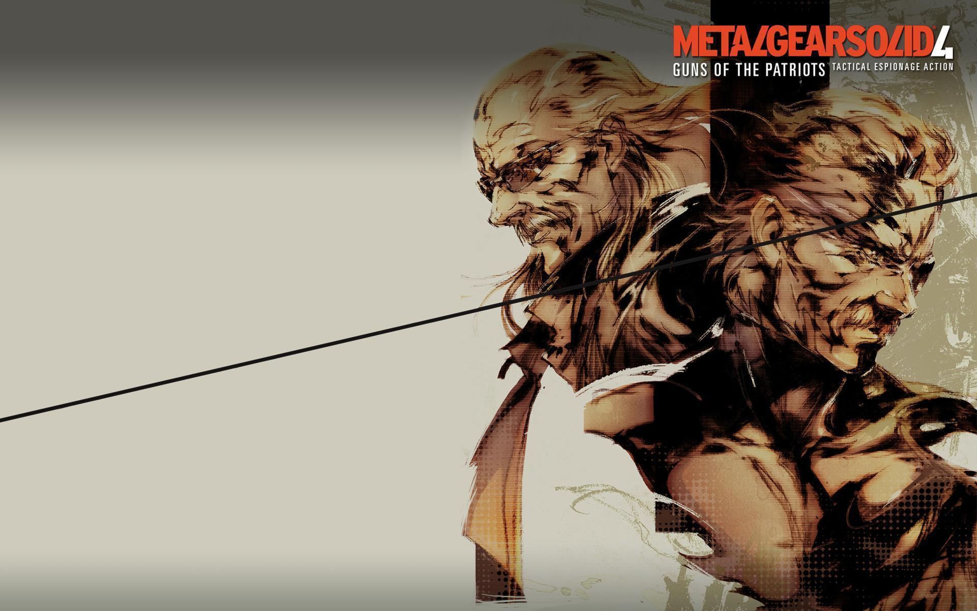 metal gear hd wallpapers - photo #14