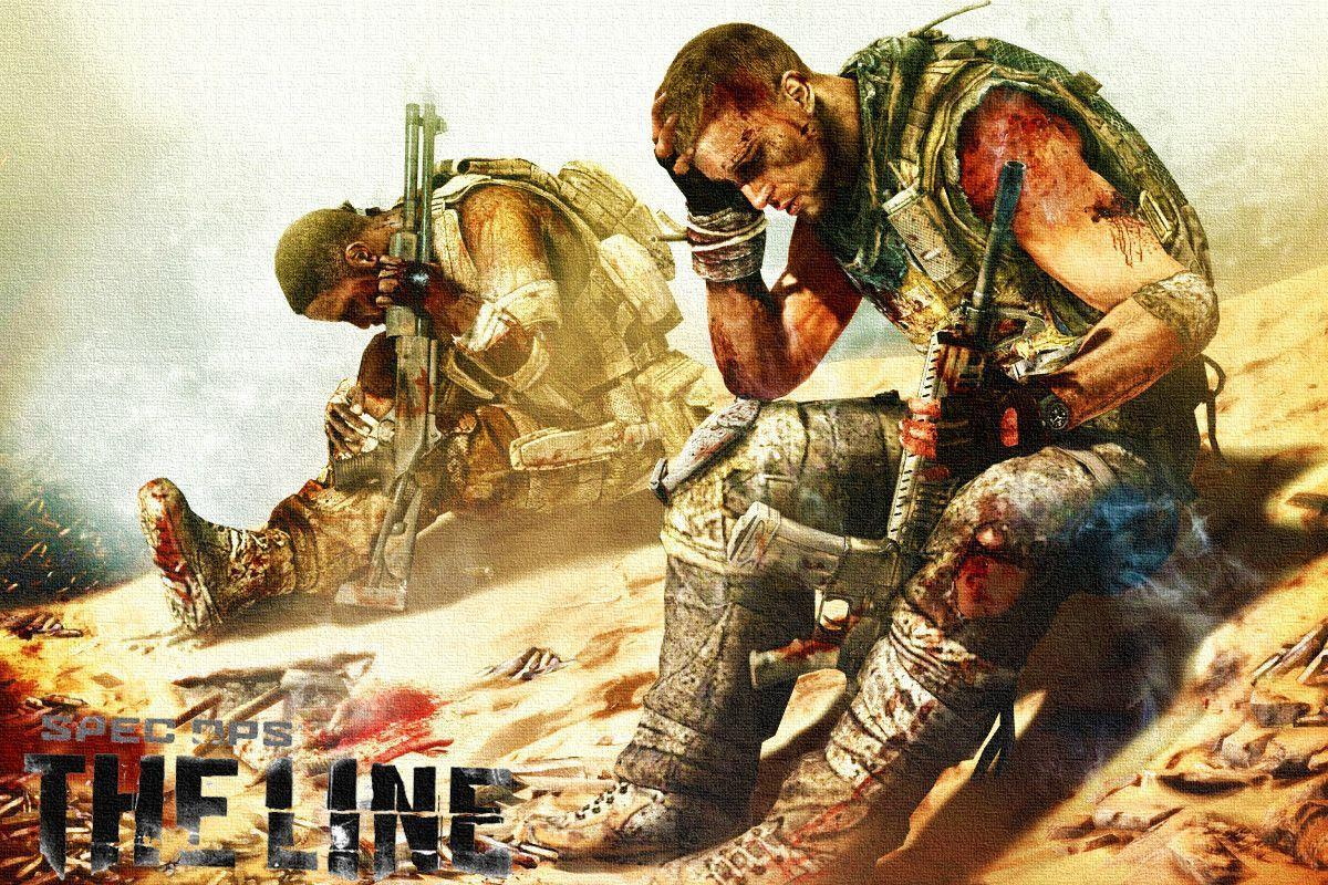 DeviantArt: More Like Spec Ops: The Line HD 1080p Wallpapers by