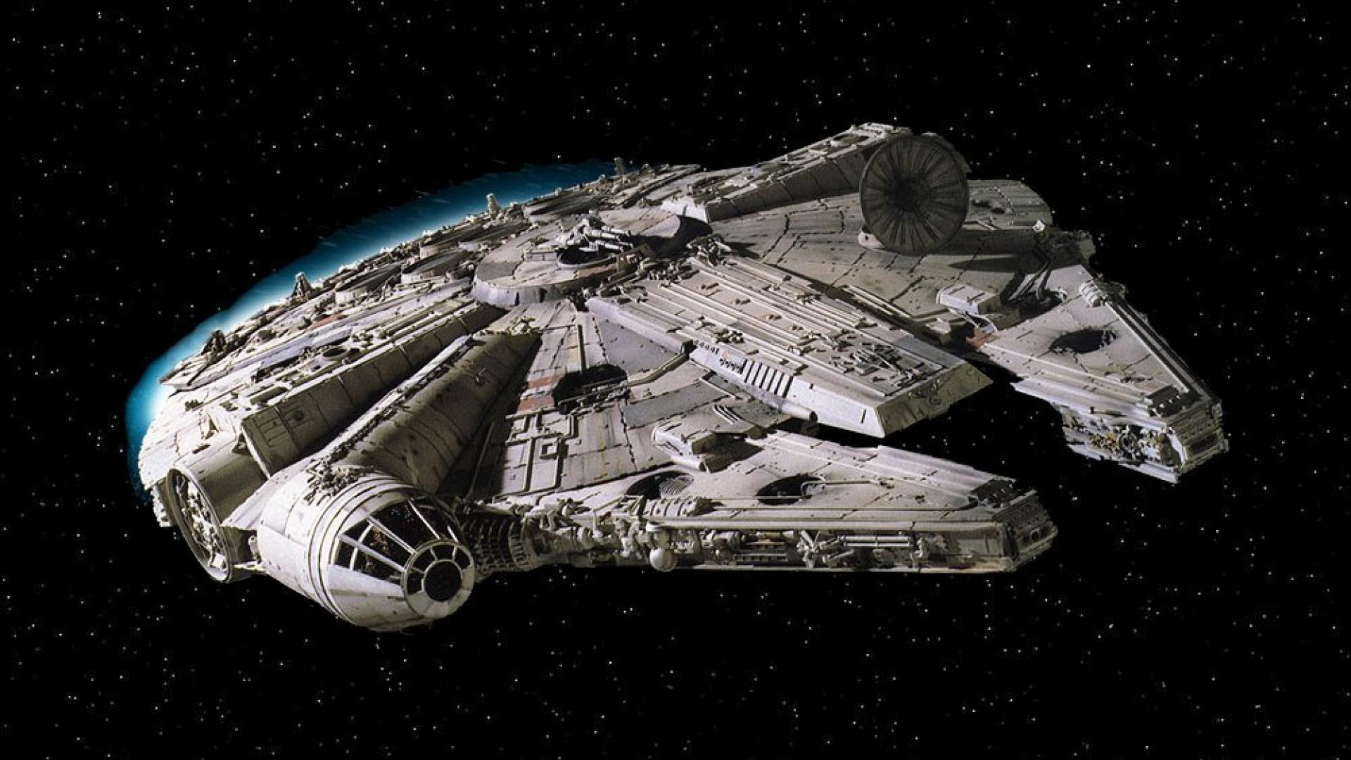 <strong>Yıldız Savaşları &#8211; Milenyum Kartalı!</strong>
