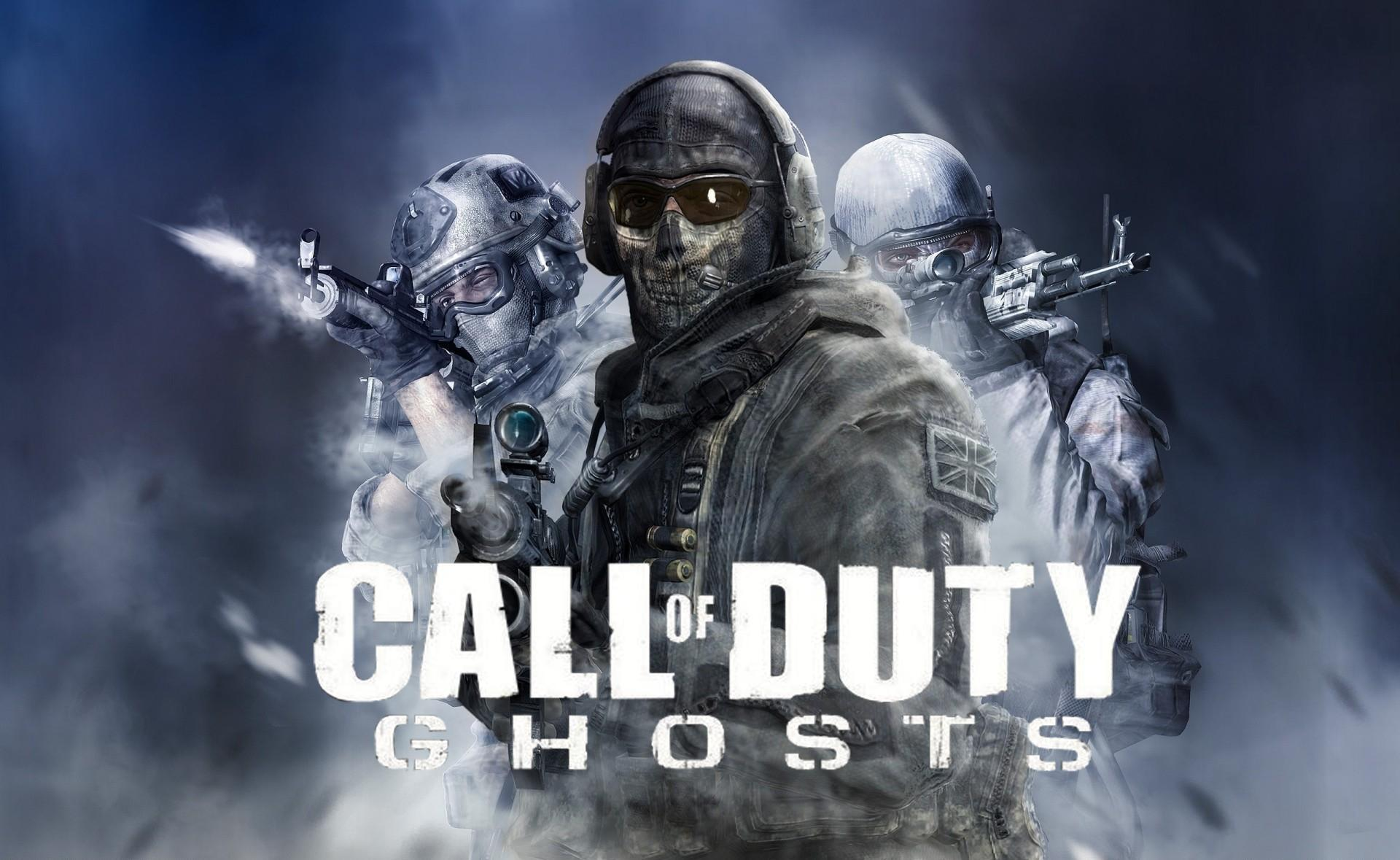 Call of Duty GHOST Wallpapers by Creatoricon