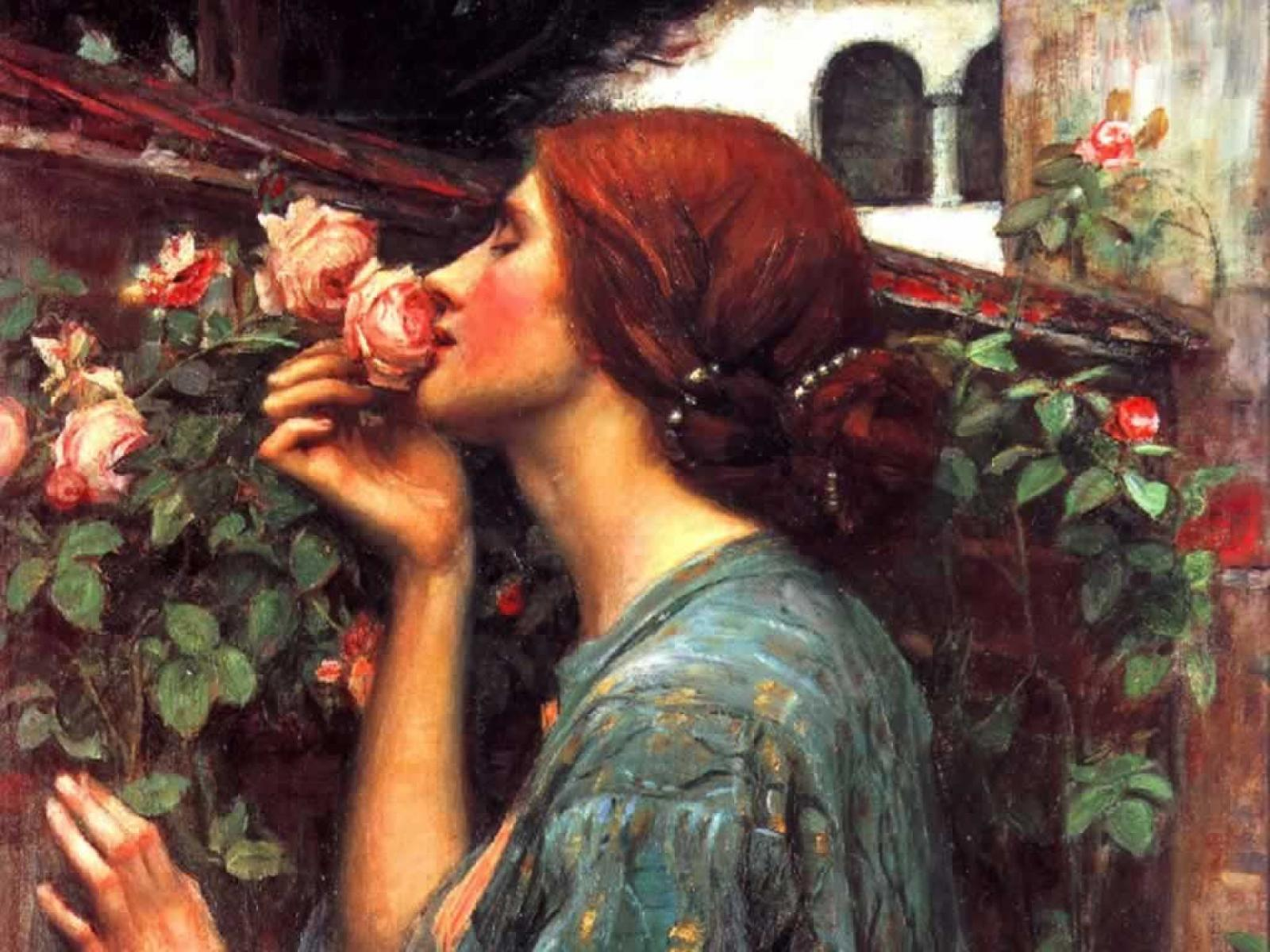 The Pre-Raphaelite Spell | In Hynd Sight