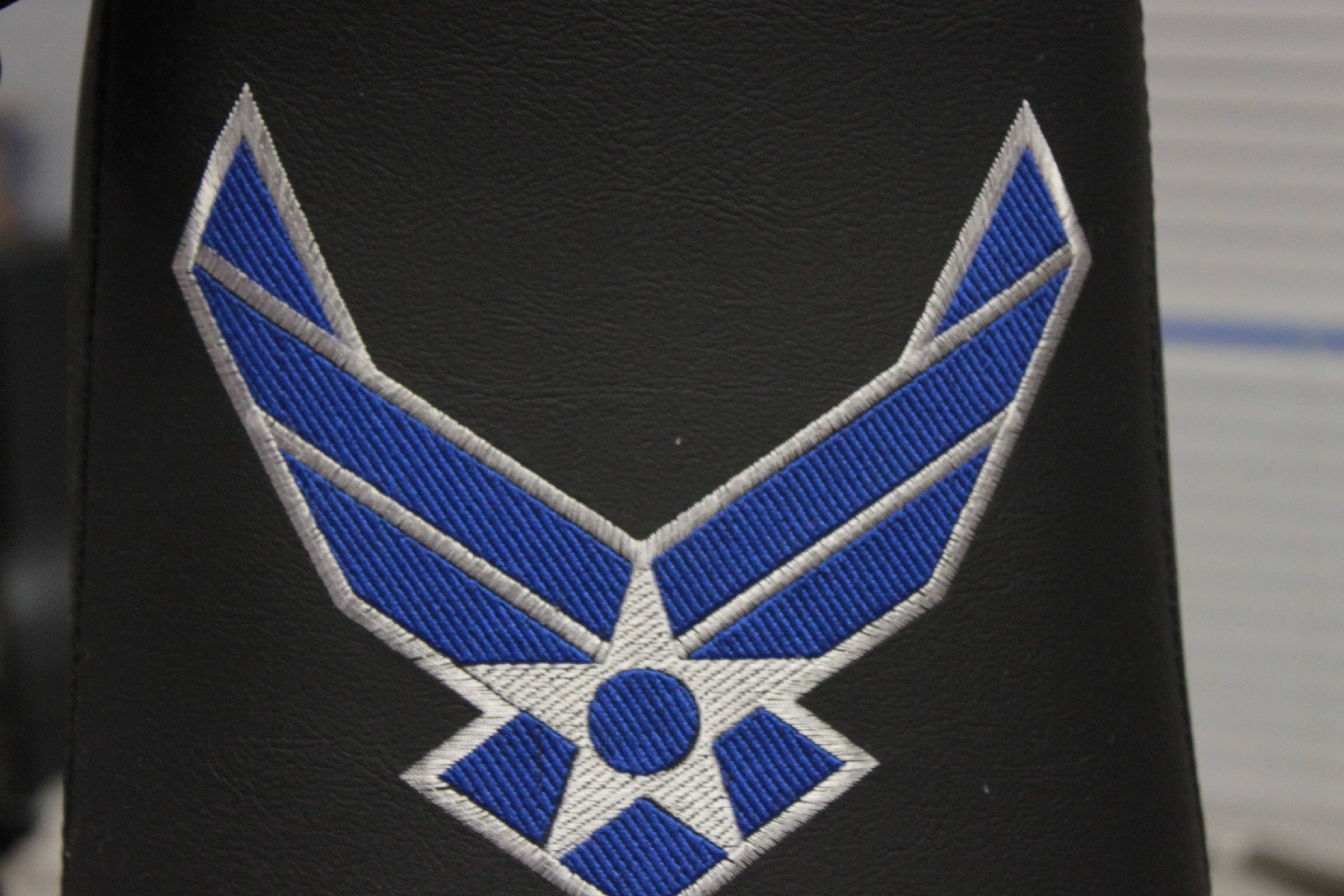 Us Air Force Logo Wallpaper Hd - Viewing Gallery
