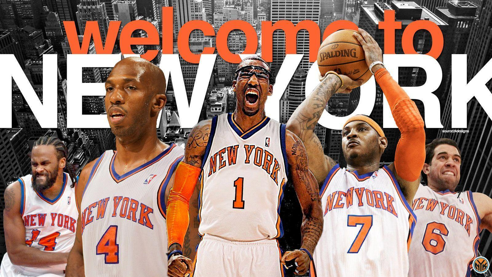 Carmelo Anthony: Knicks Wallpapers