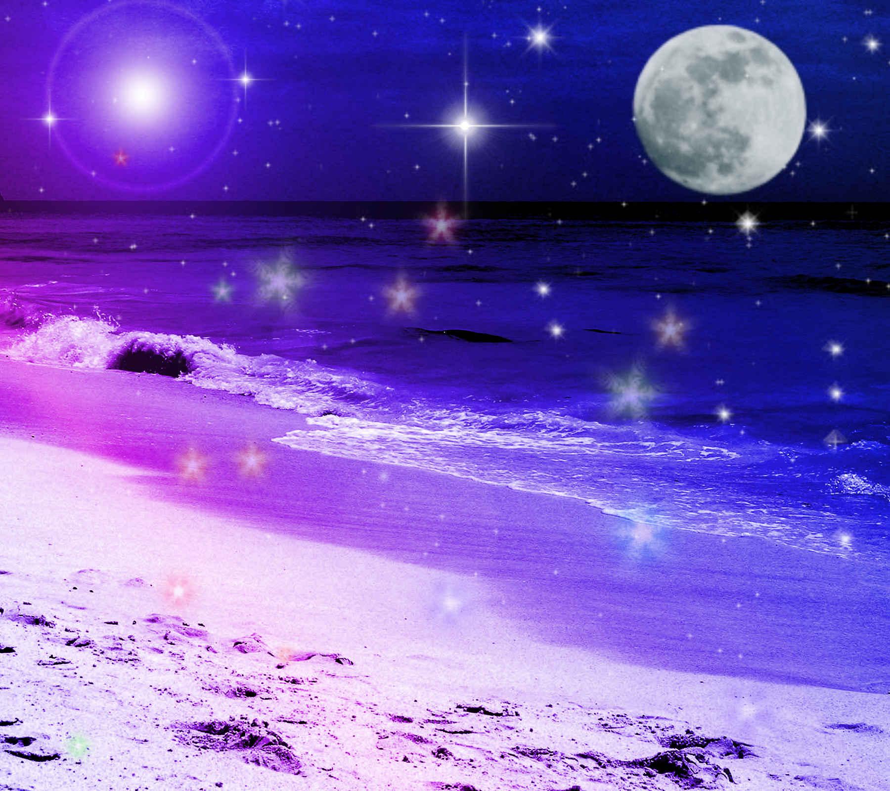 blue purple sky desktop wallpaper - photo #30