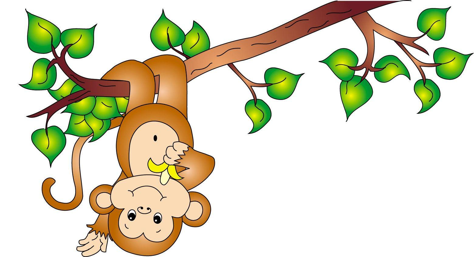 Cartoon Monkey Wallpapers Wallpaper Cave