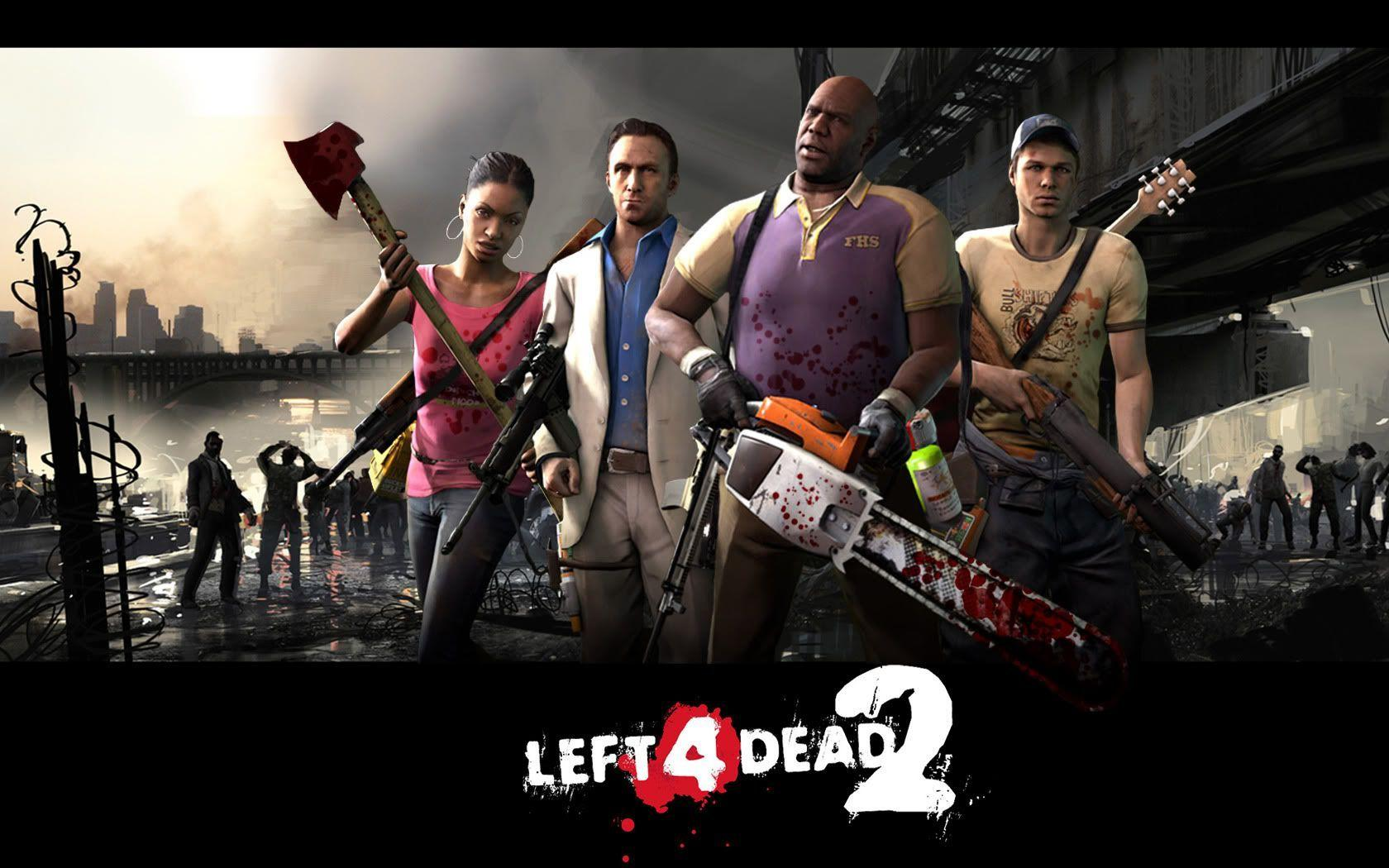 Left 4 Dead 2 Wallpapers - Wallpaper Cave