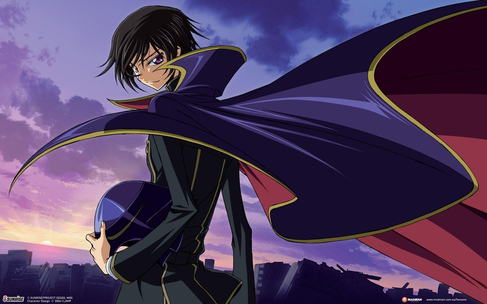 wallpaper lelouch - photo #1