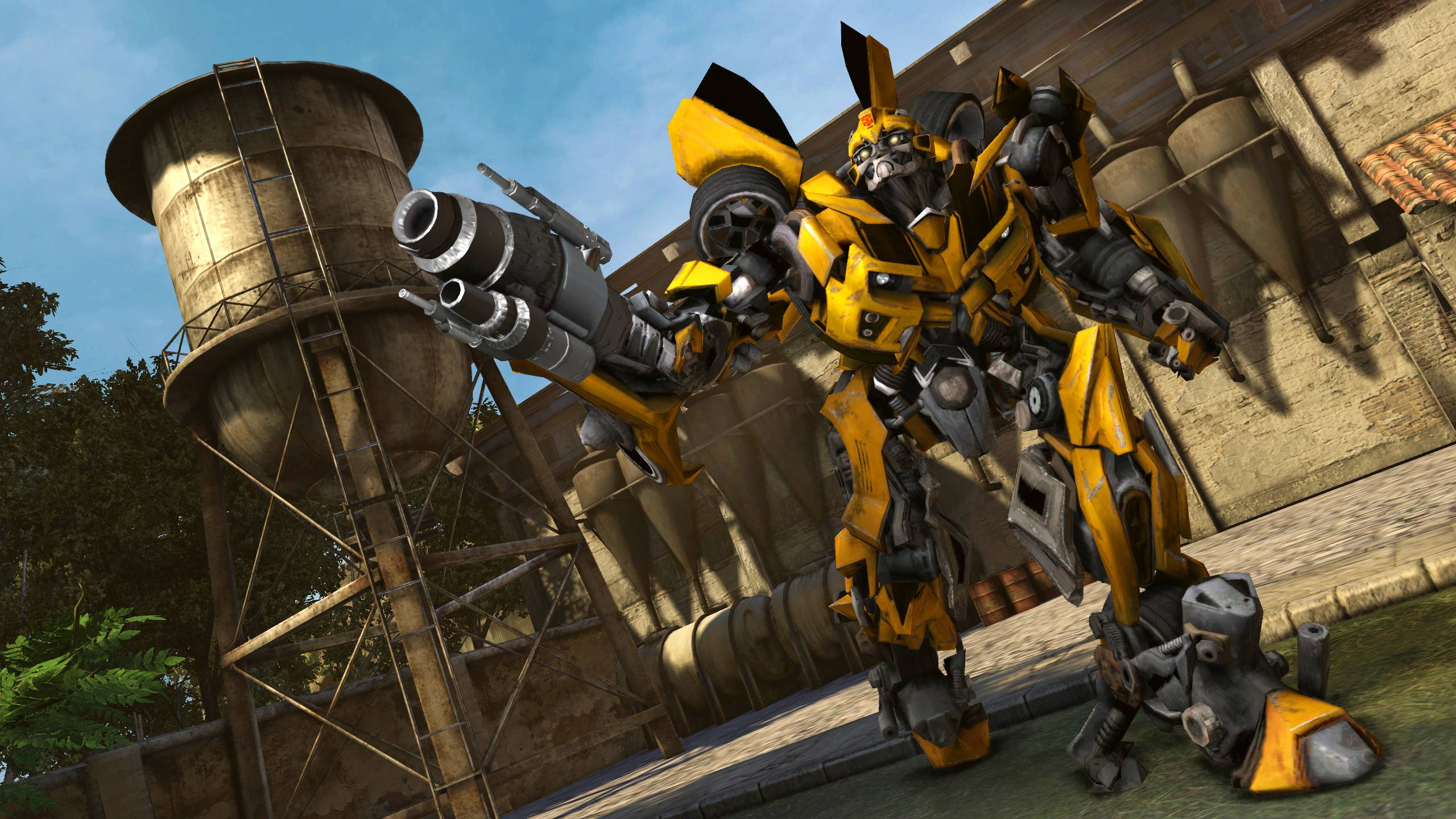 Transformers 2 Bumblebee Wallpapers