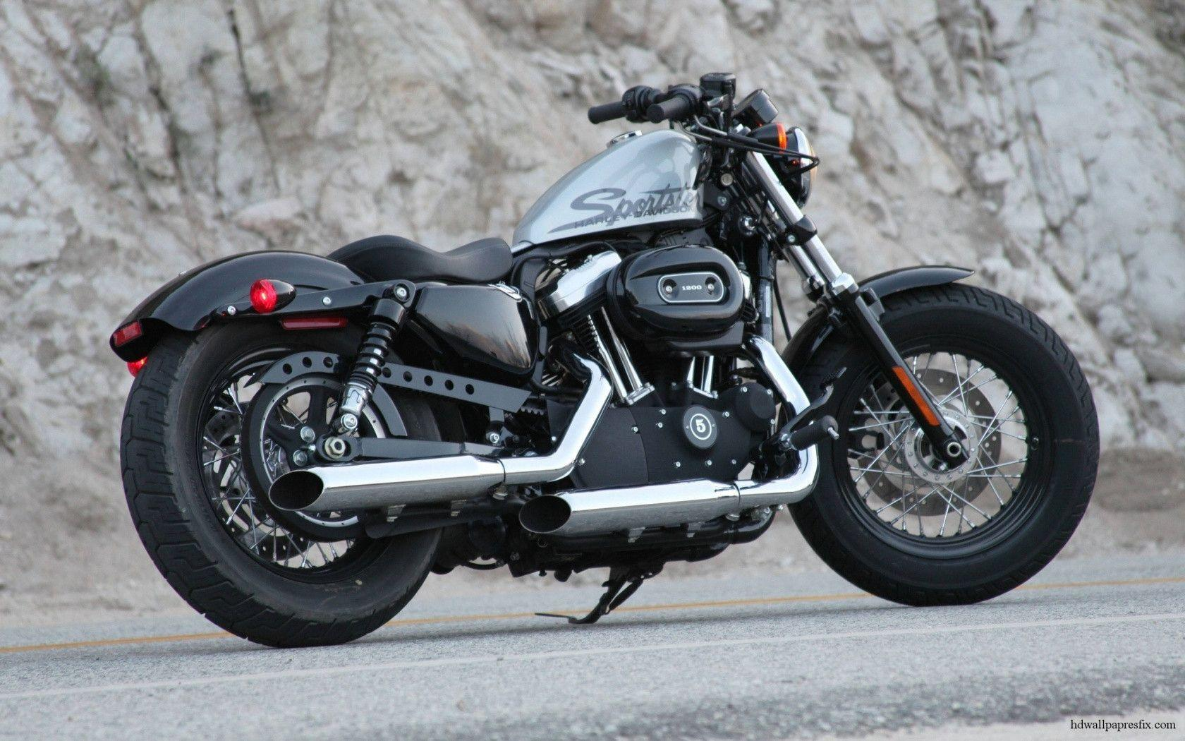 Harley Davidson Sportster Wallpapers In HD, HQ Backgrounds | HD .