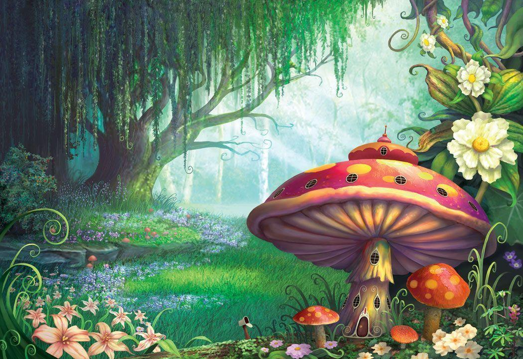 Amazing Enchanted Forest Wallpapers 1920x1200PX ~ Enchanting Anime