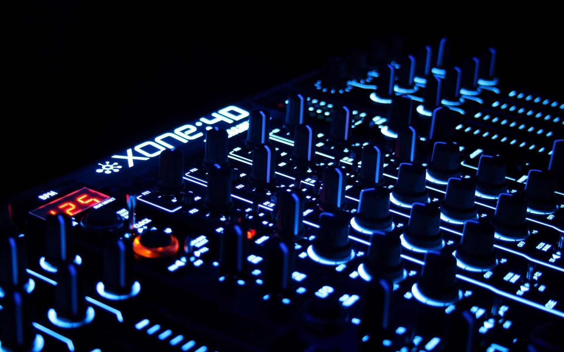 dj background wallpaper for computer - photo #5