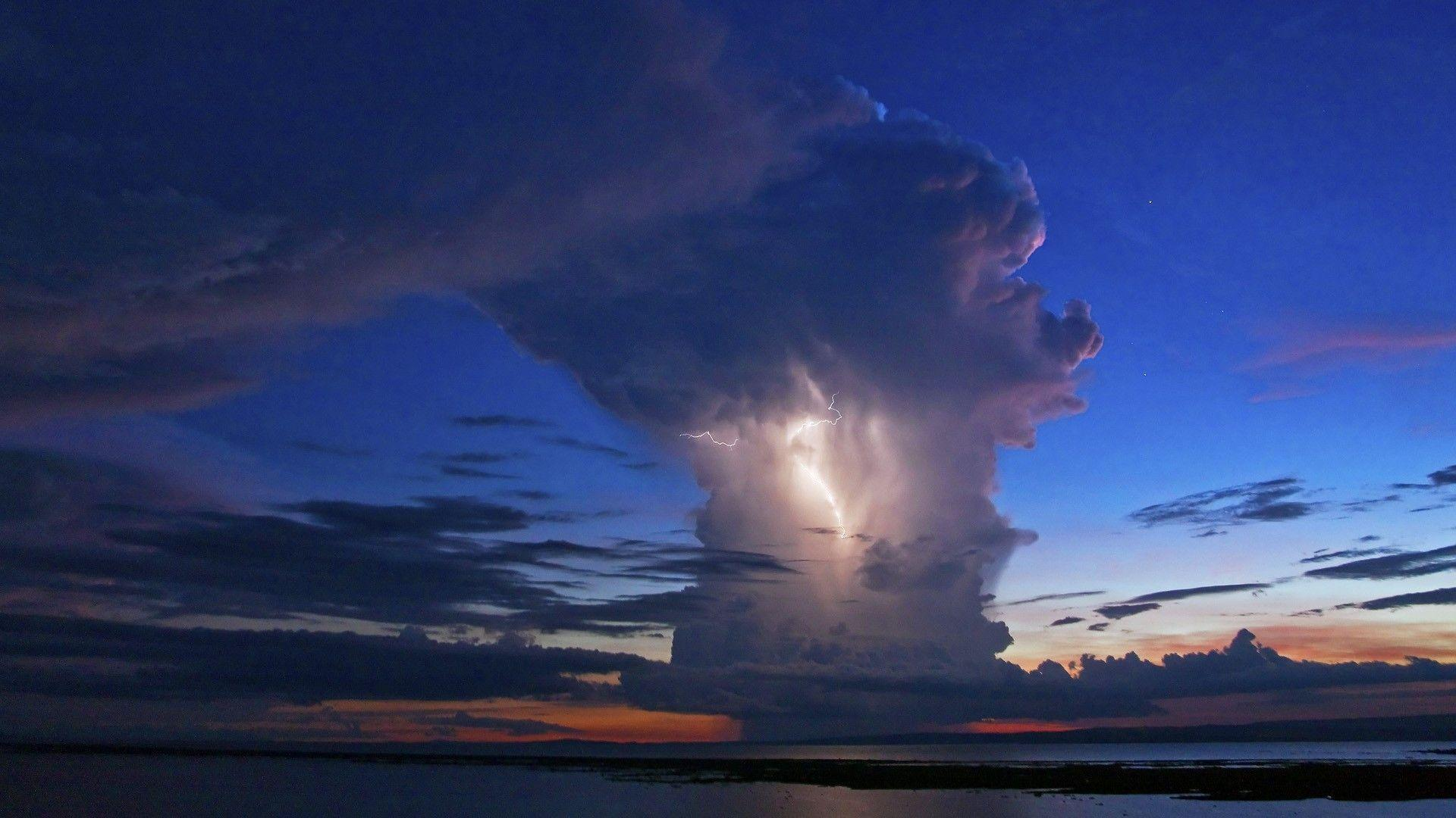 Storm Clouds Wallpapers: Supercell Wallpapers