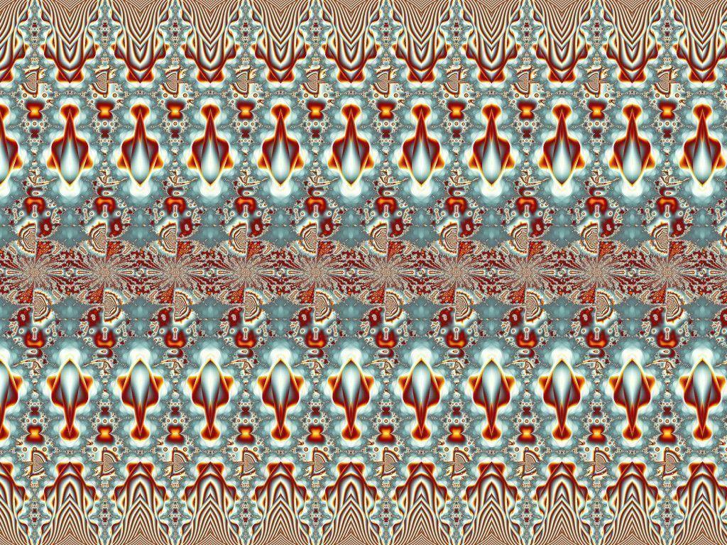 Images For > Stereogram Wallpaper