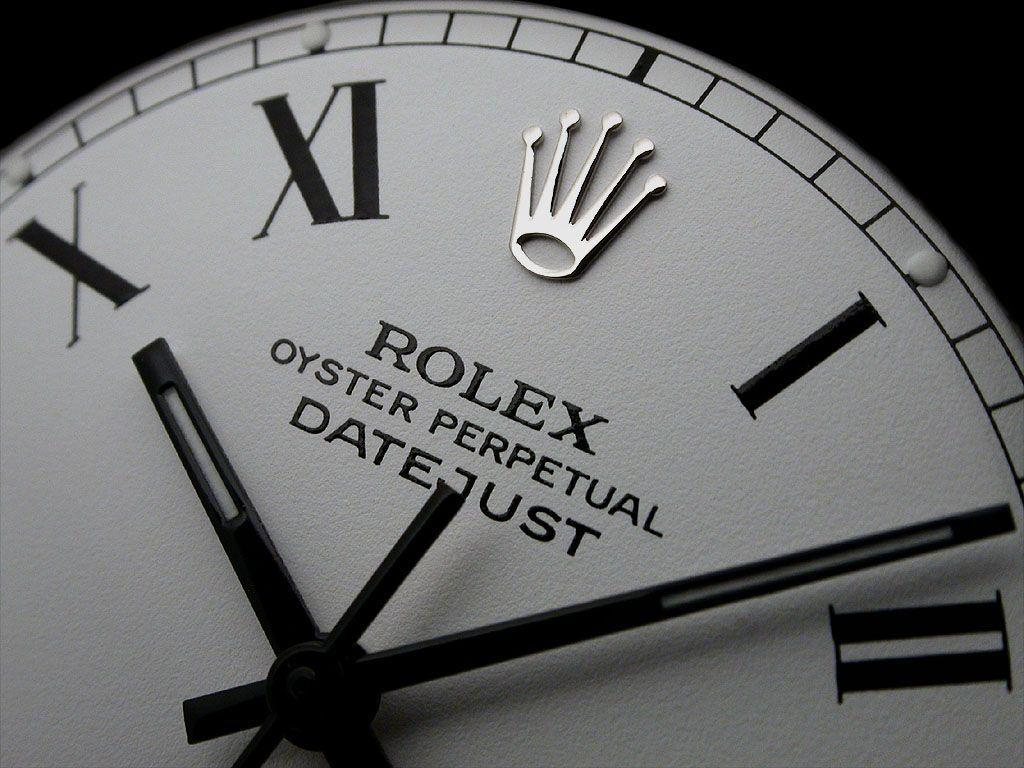 Trends For > Rolex Logo Wallpapers