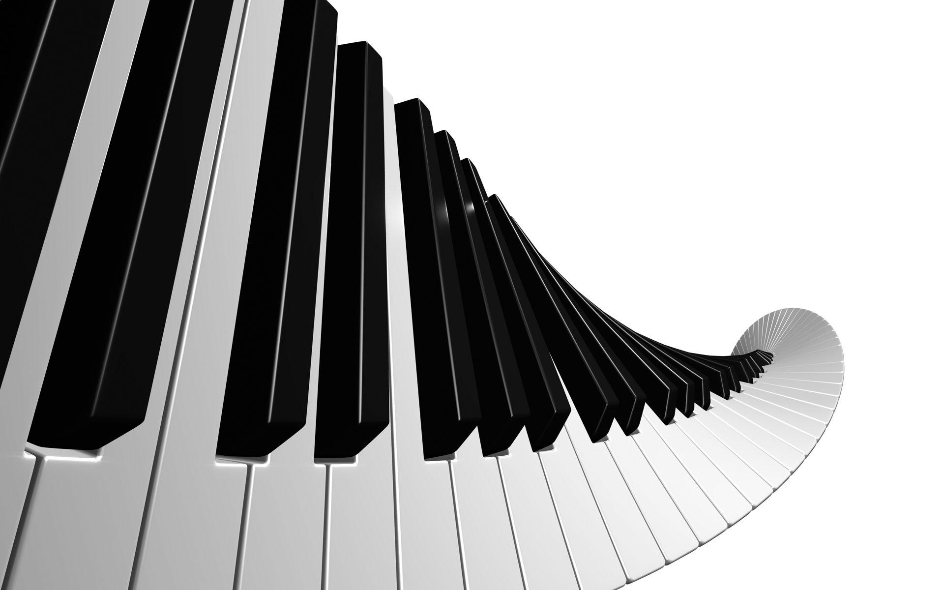 abstract piano art wallpaper - photo #2
