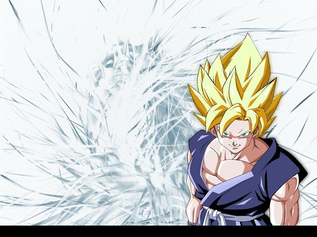 Goku Ssj Wallpapers - Free Wallpapers HD pict-