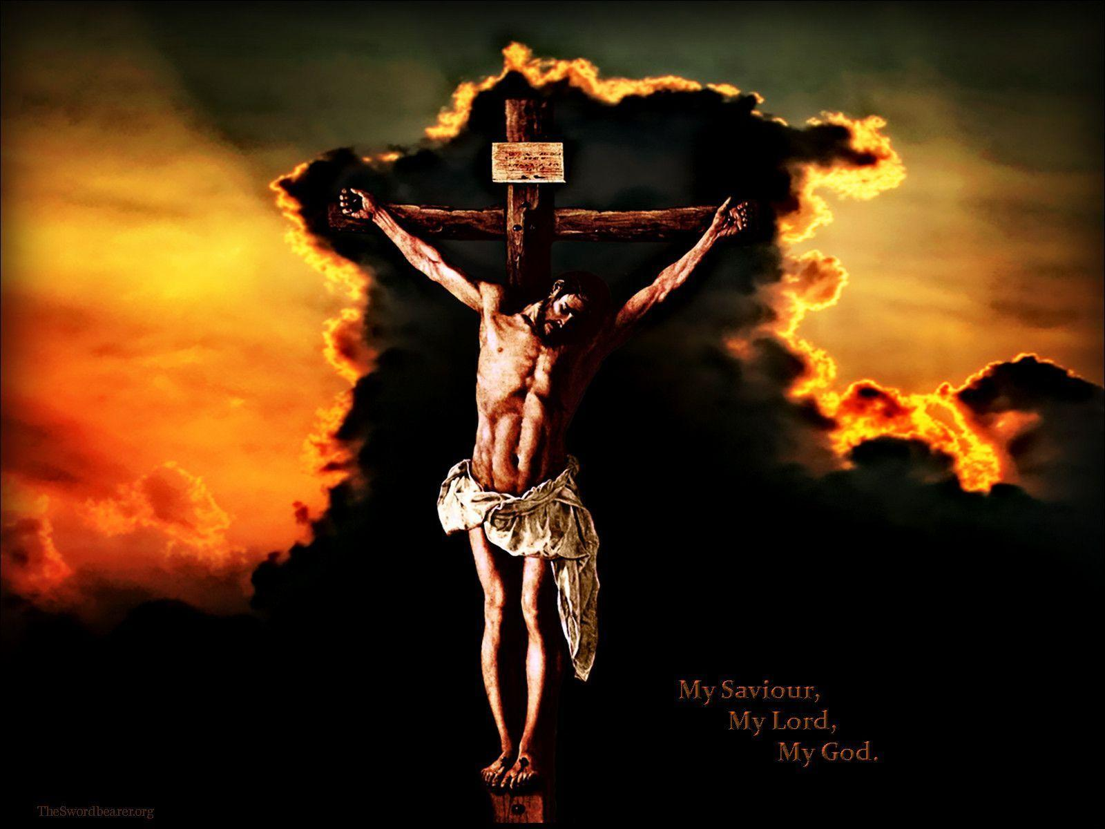 Jesus Christ Crucifixion Wallpapers