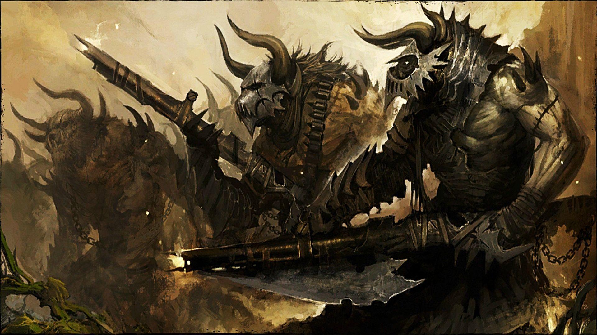 abaddon guild wars wallpaper - photo #43