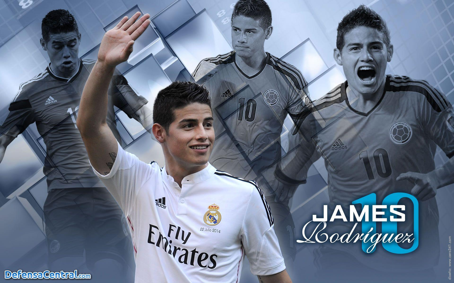 Real madrid wallpapers full hd 2015 wallpaper cave - James rodriguez wallpaper hd ...