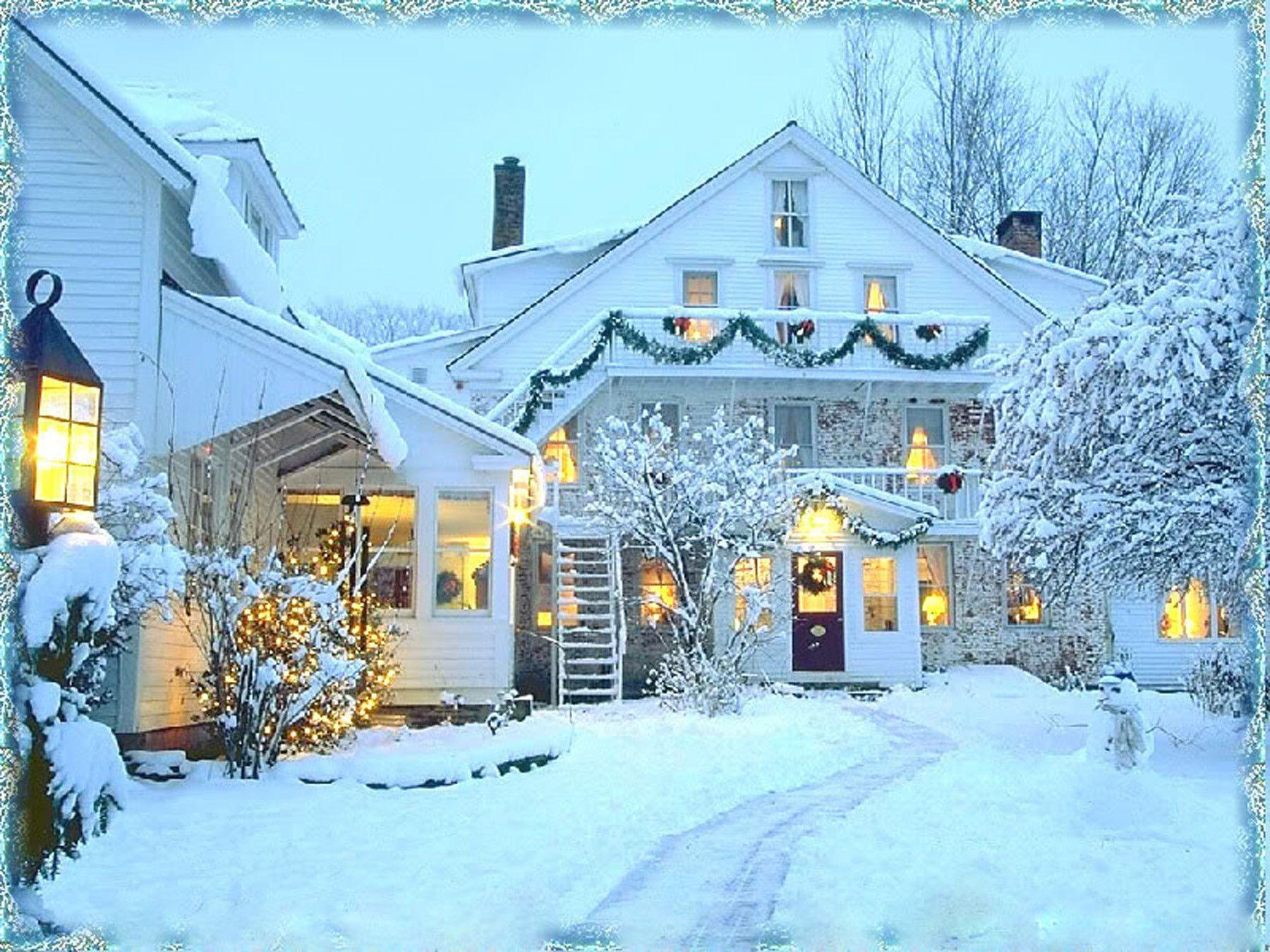 Winter and christmas wallpapers wallpaper cave for Wallpaper home 2015