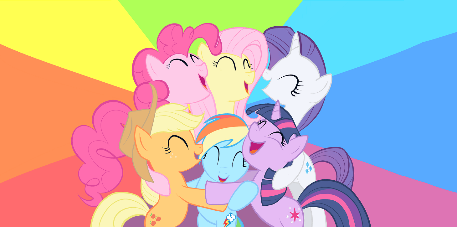 Free My Little Pony HD Wallpapers