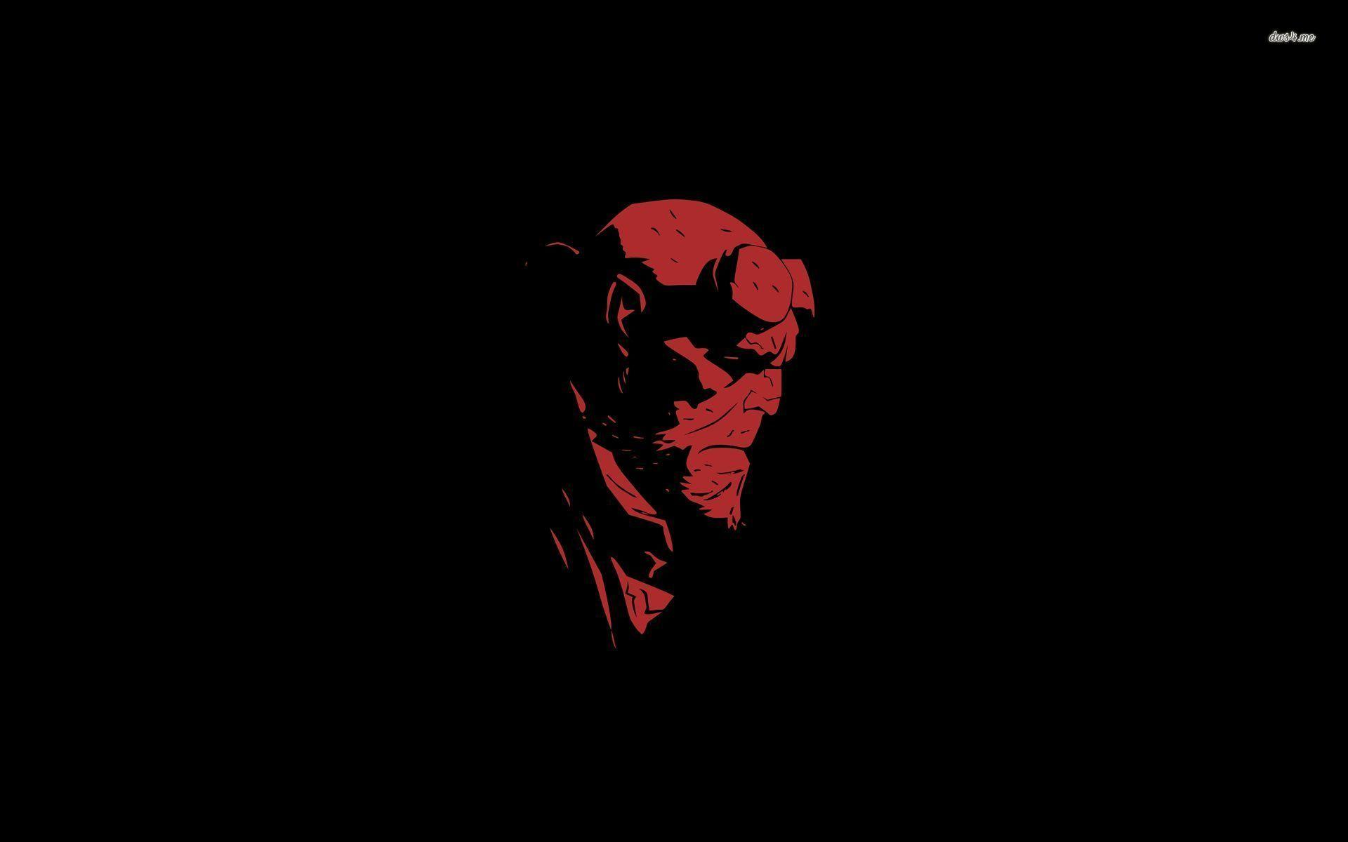 hellboy wallpaper