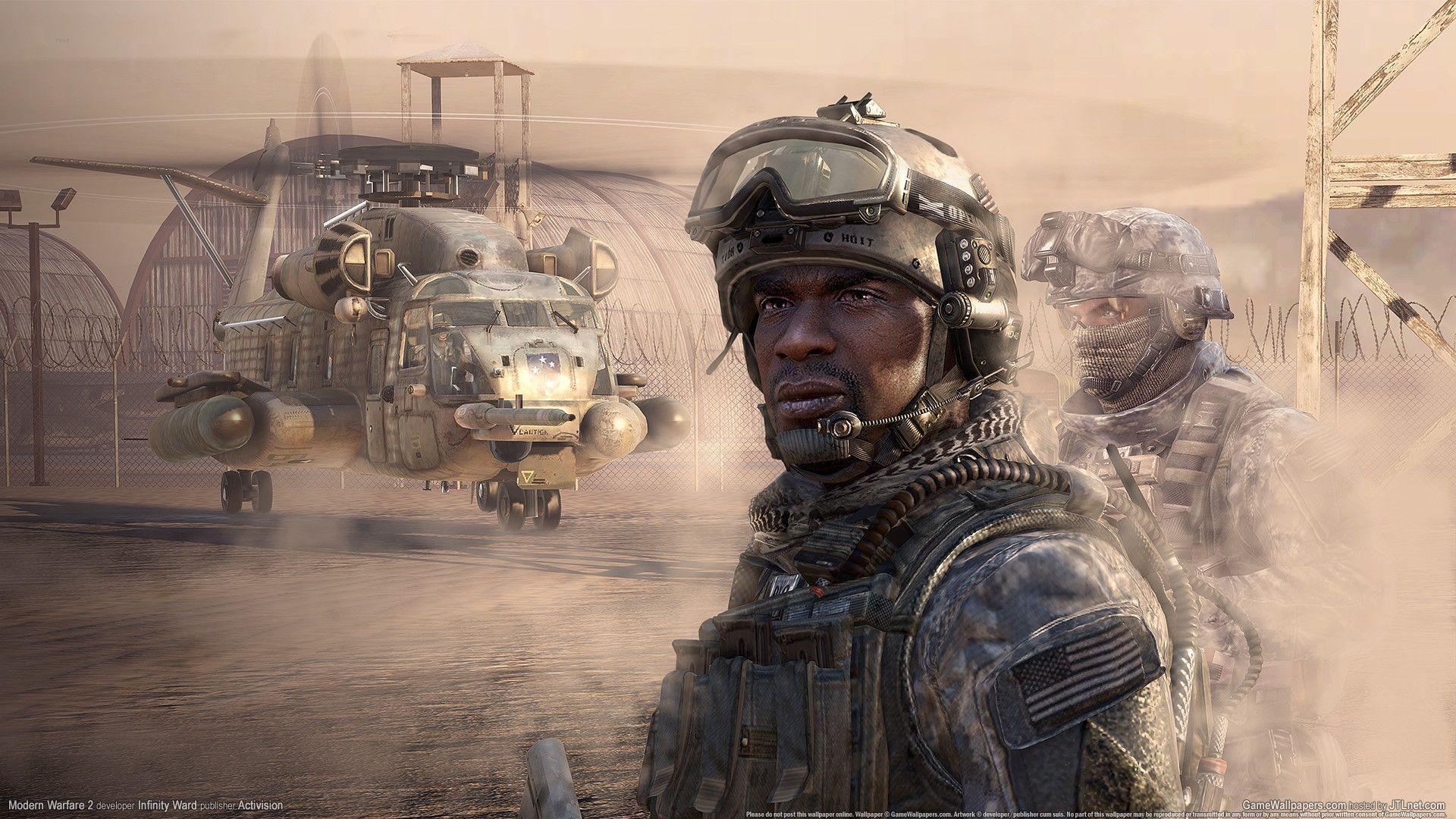 Modern Warfare Wallpapers - Wallpaper Cave