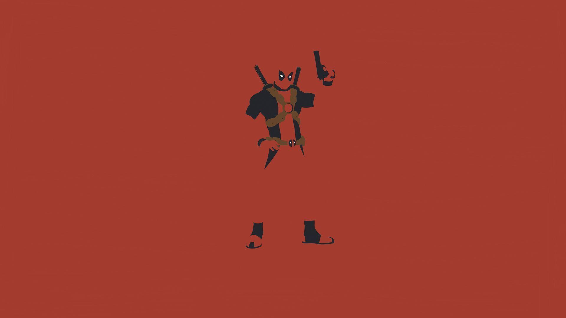Deadpool HD Wallpaper 1920x1080