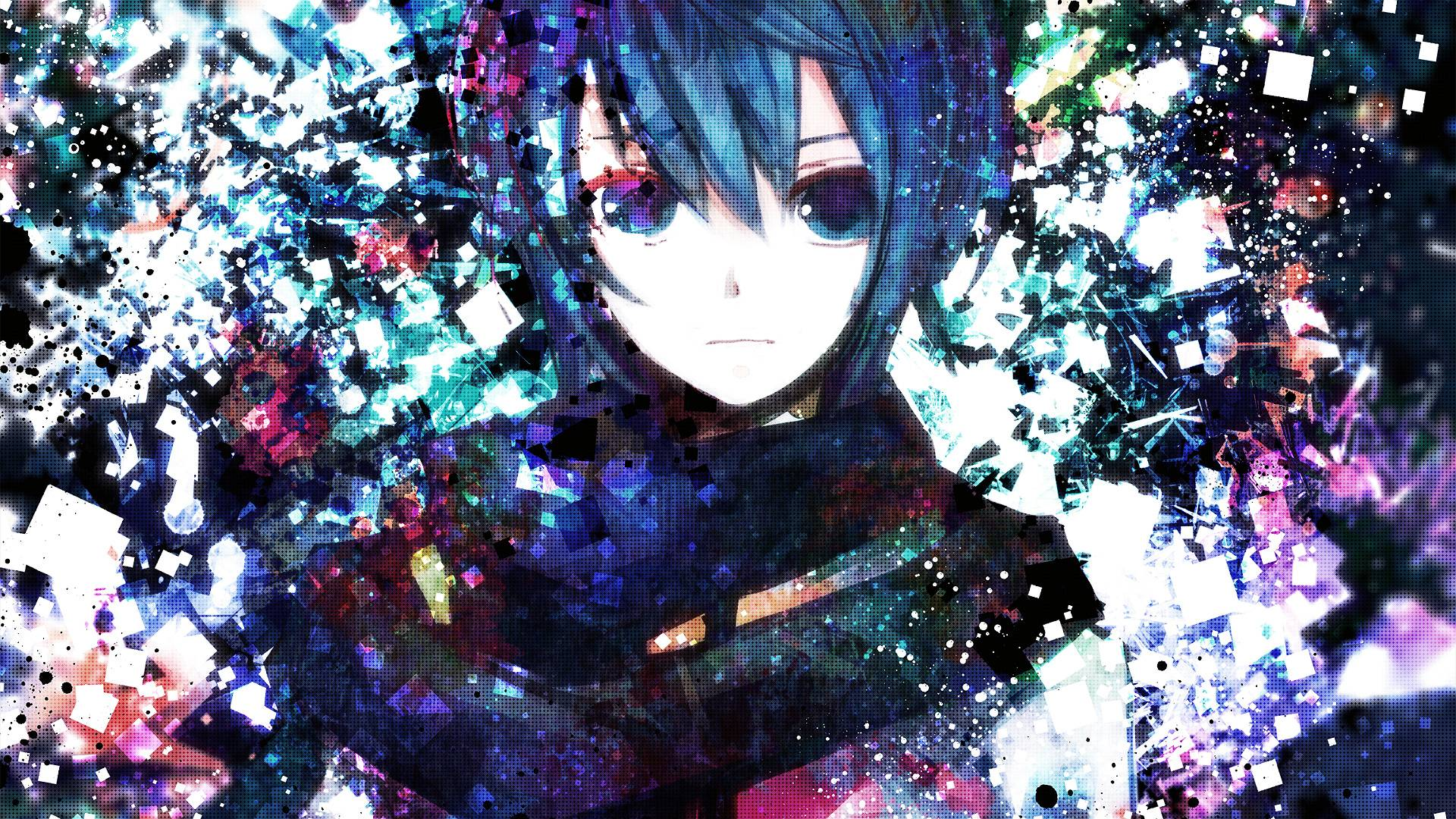Anime Wallpapers Vocaloid Kaito HD 4K Download For Mobile iPhone & PC