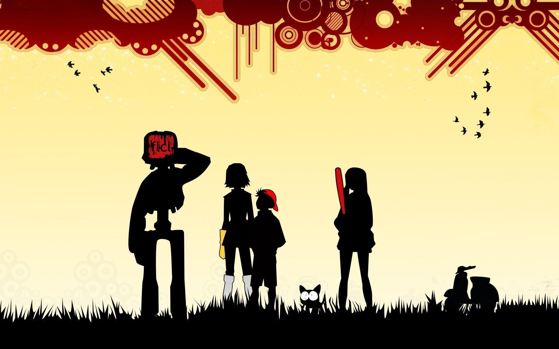 Flcl Background