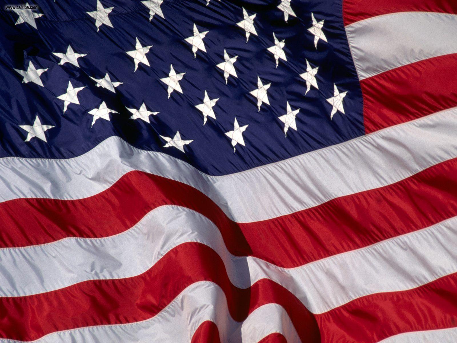 Us Flag Wallpaper 3d - www.