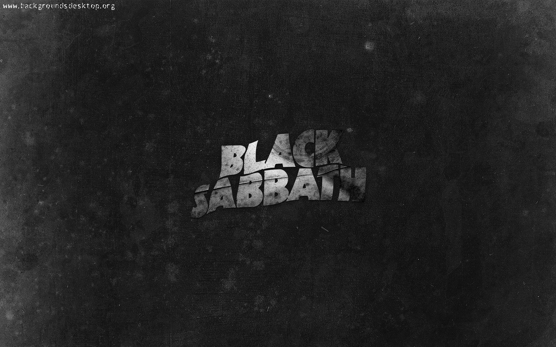 Wallpapers For > Black Sabbath Wallpapers 1920x1080