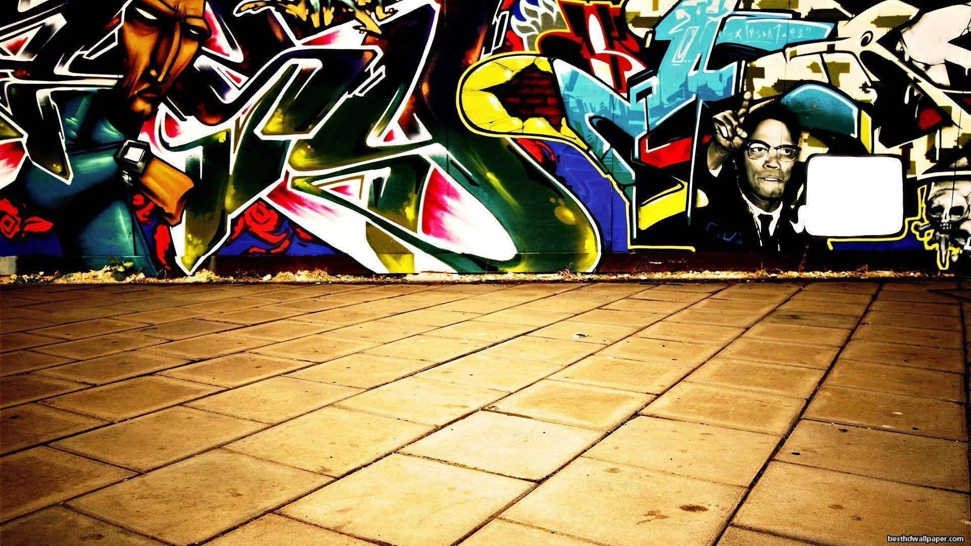 HD Graffiti Wallpapers