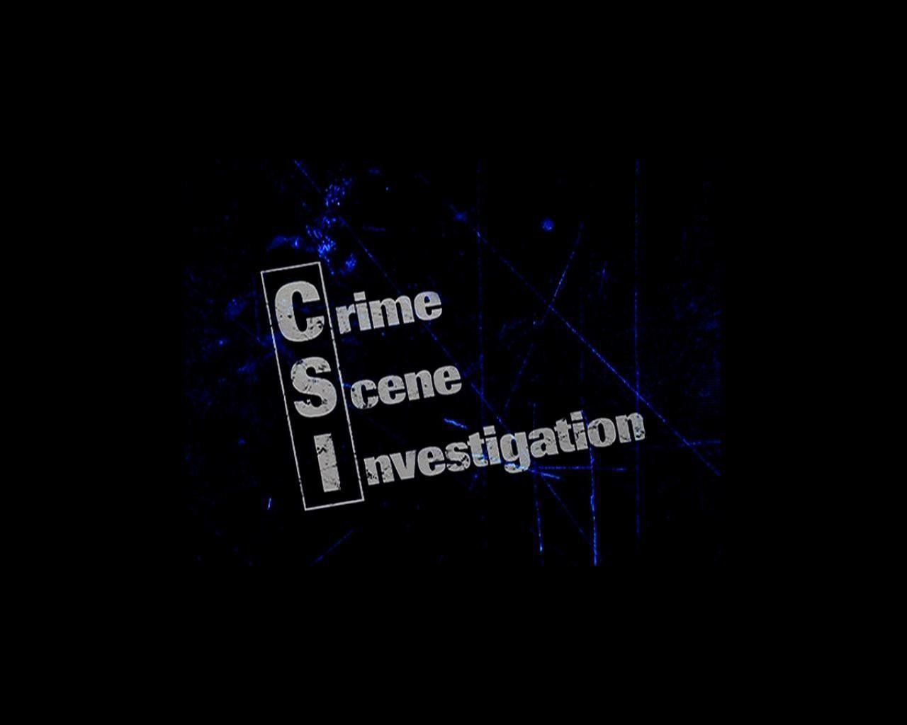 Crime Scene Wallpapers and Pictures