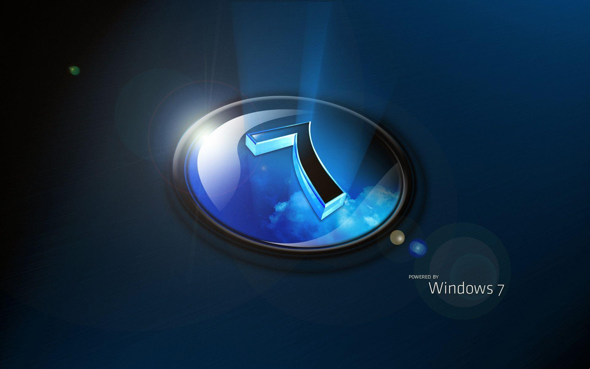 Windows 7 Reflective Wallpapers | HD Wallpapers