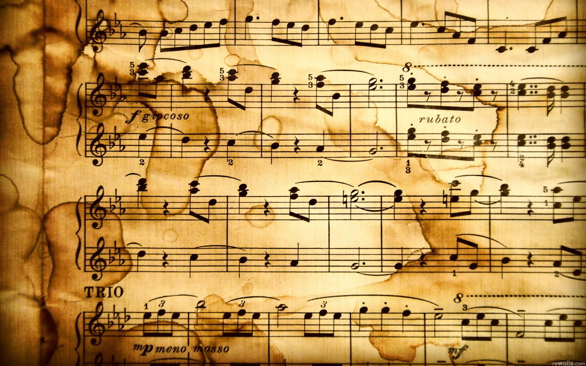 Classical Music Wallpapers - Wallpaper Cave