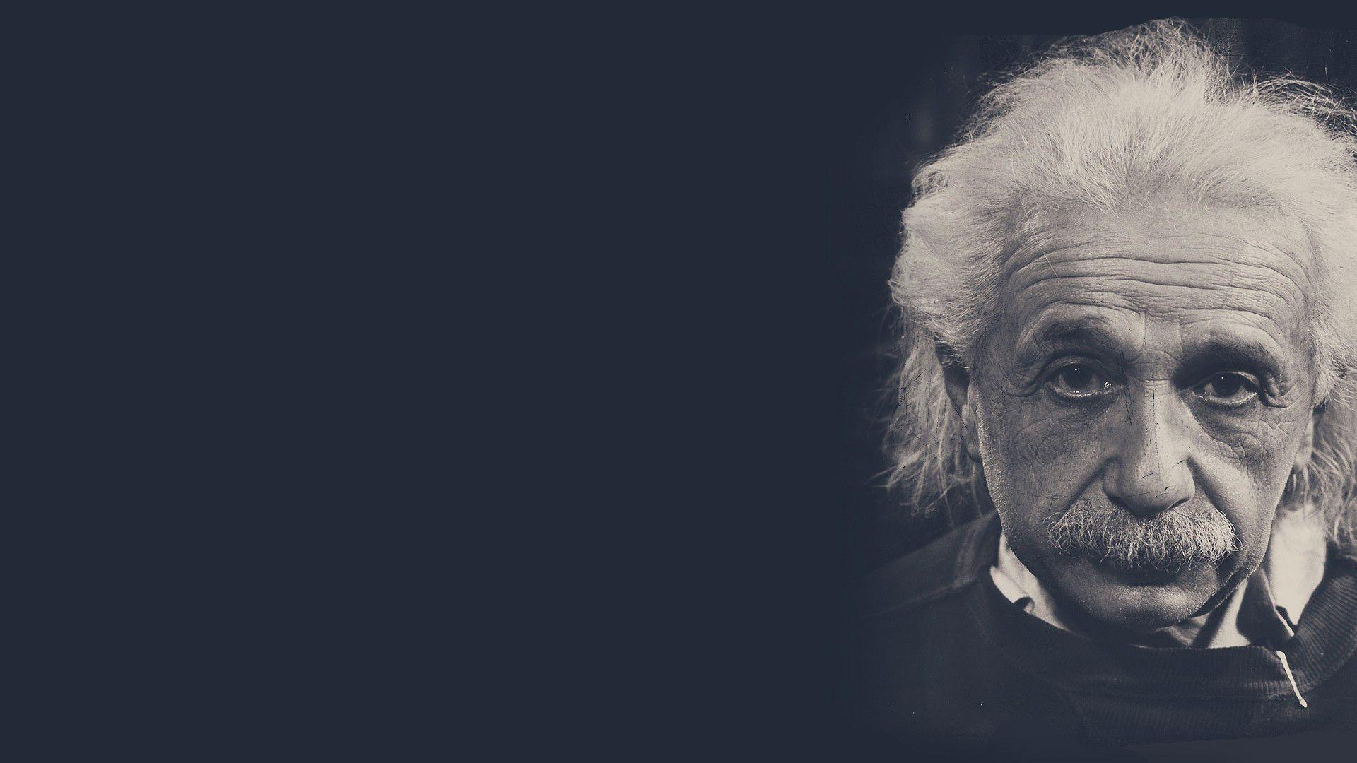 Albert Einstein Wallpaper Male Celebrity Wallpapers 1366x768PX