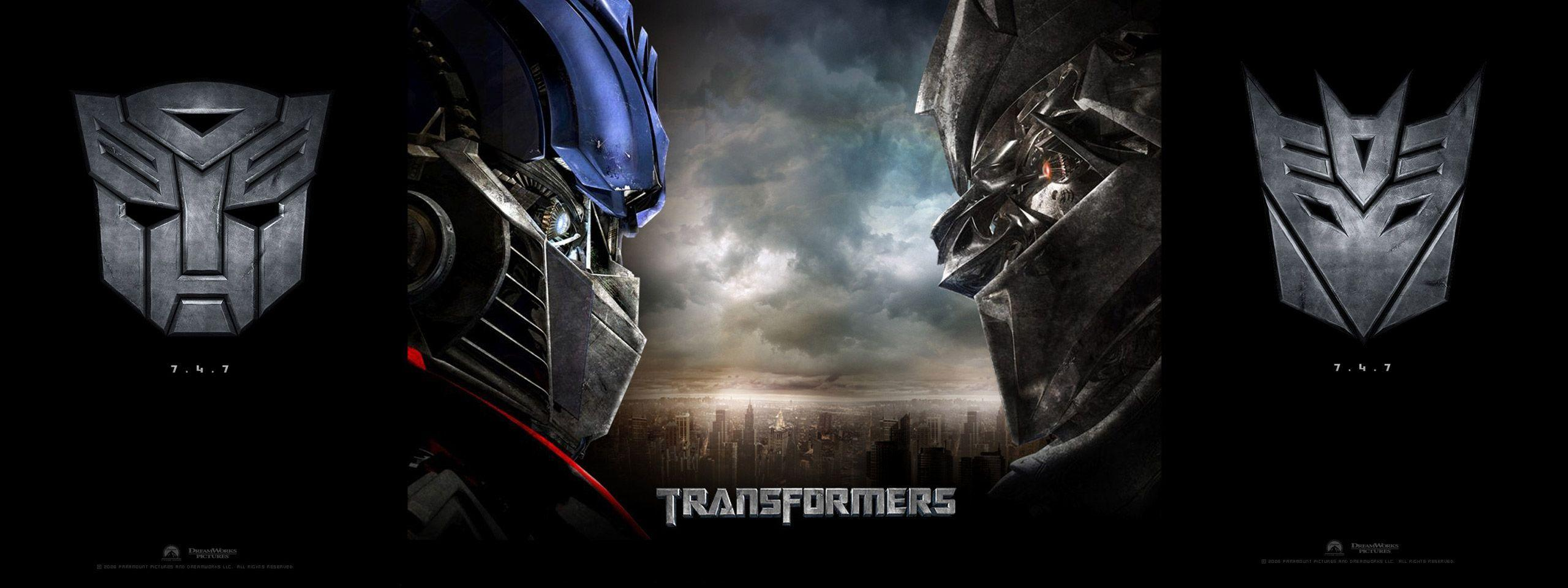 Transformers Desktop Wallpapers - Wallpaper Cave