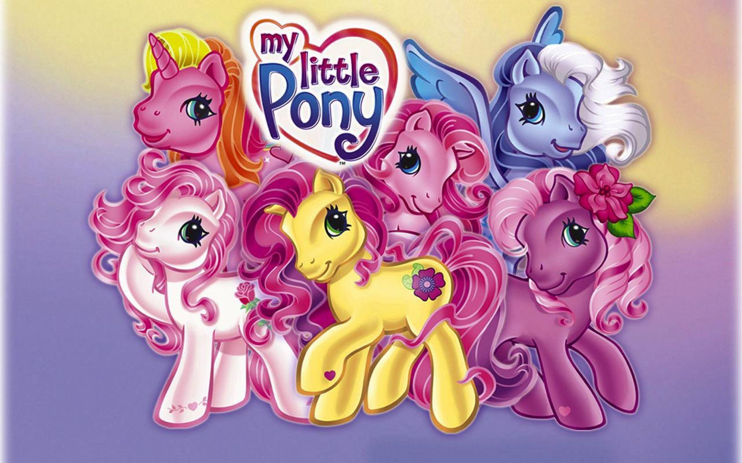My Little Pony G3 Wallpapers
